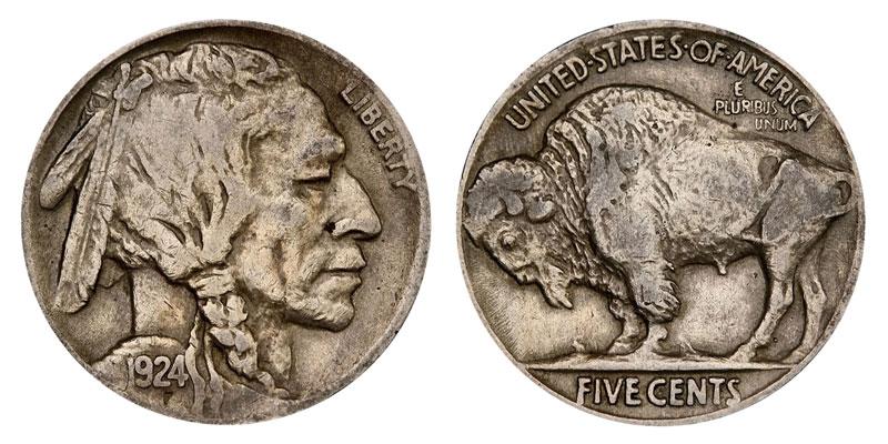 1924nickel