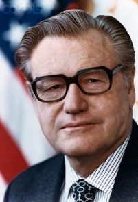 Portrait of Nelson Rockefeller