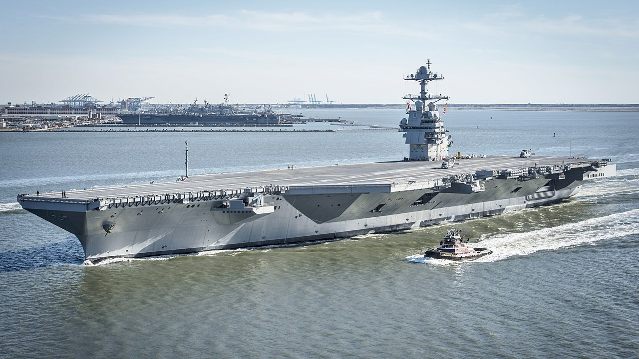 1280px-USS_Gerald_R._Ford_(CVN-78)_underway_on_8_April_2017