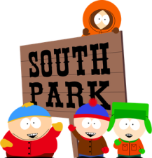 South_Park_main_characters
